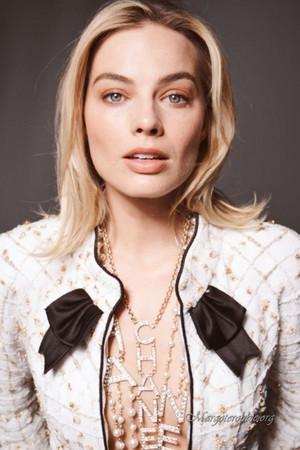 Margot Robbie - Elle France Photoshoot - 2019