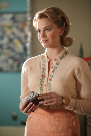 Margot Robbie as Laura Cameron in Pan Am - 1964