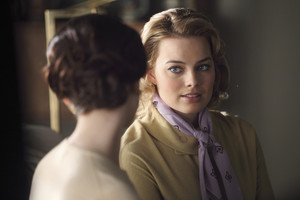 Margot Robbie as Laura Cameron in Pan Am - New Frontiers