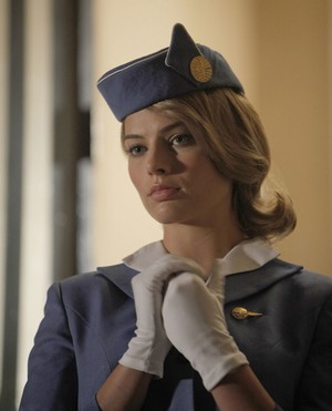 Margot Robbie as Laura Cameron in Pan Am - Pilot