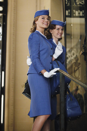 Margot Robbie as Laura Cameron in Pan Am - Pilot