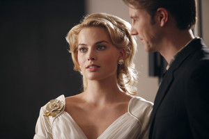 Margot Robbie as Laura Cameron in Pan Am - Romance Languages