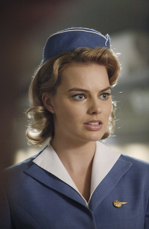 Margot Robbie as Laura Cameron in Pan Am - Unscheduled Departure