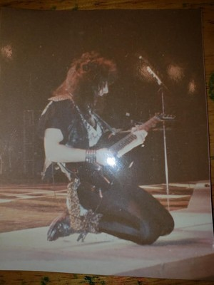 Mark ~Baltimore, Maryland...November 27, 1984 (Animalize World Tour)
