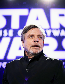 Mark Hamill - premiere of stella, star Wars: The Rise Of Skywalker - December 16, 2019