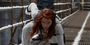 Marvel's Black Widow movie screenshots