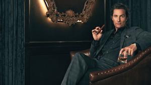 Matthew McConaughey - Cigar Aficionado Photoshoot - 2018