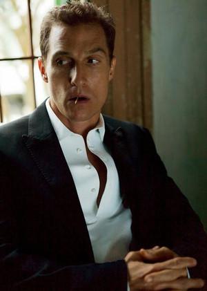 Matthew McConaughey - Details Photoshoot - 2013