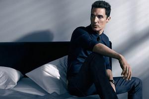 Matthew McConaughey - GQ Photoshoot - 2013