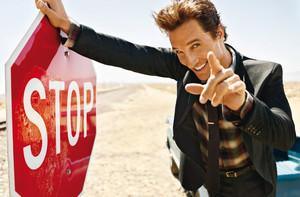 Matthew McConaughey - GQ Photoshoot - 2014
