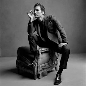 Matthew McConaughey - आइकन Magazine Photoshoot - 2015