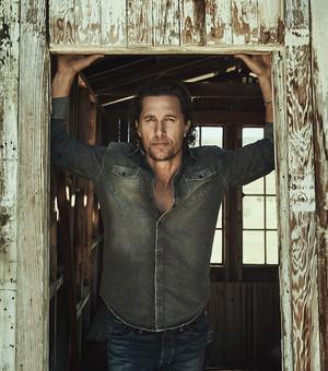 Matthew McConaughey - Men's Journal Photoshoot - 2018