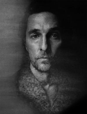 Matthew McConaughey - Telegraph Photoshoot - 2019