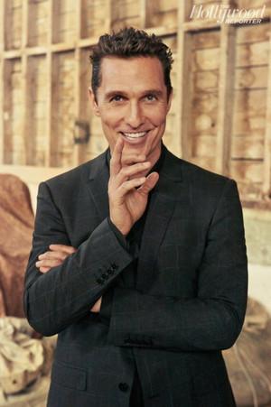 Matthew McConaughey - The Hollywood Reporter Photoshoot - 2013