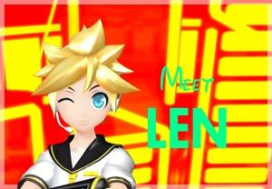 Meet Len!