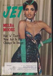 Melba Moore On The Cover Of Jet