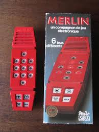 Merlin Electronic Game