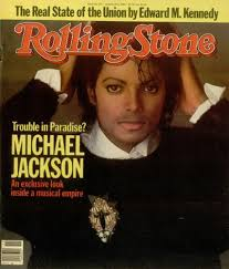 Michael Jackson On The Cover Of Rolling Stone