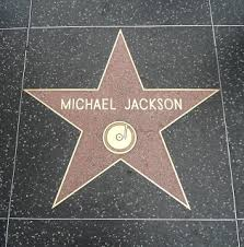 Michael Jackson Star Hollywood Walk Of Fame