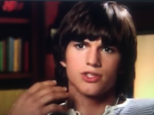 Michael Kelso That 70s mostra - behind the scenes Interview