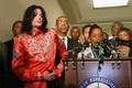 Michael in March 2004 - michael-jackson photo