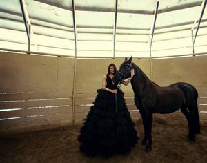 Michelle Rodriguez - Basic Magazine Photoshoot - 2018