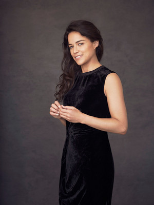 Michelle Rodriguez - Widows Photoshoot - 2018