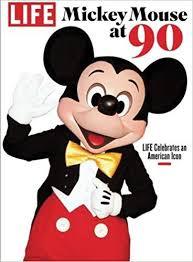 Mickey panya, kipanya 2018 90th Birthday Commerative Issue Of Life Magazine
