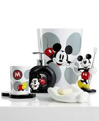 Mickey rato Bathroom Accesories