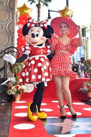 Minnie 쥐, 마우스 2018 Walk Of Fame Induction Ceremony
