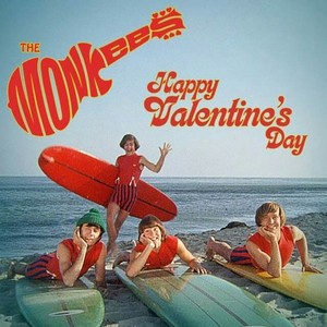 Monkees Valentine's Day💖