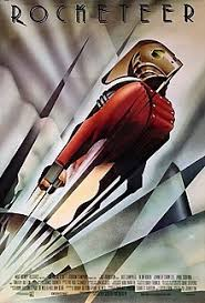 Movie Poster 1991 Film, The Rocketeer