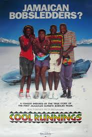 Movie Poster 1993 ディズニー Film, Cool Runnings