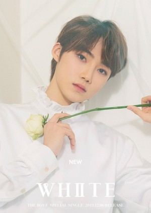NEW teaser images for special single 'White'