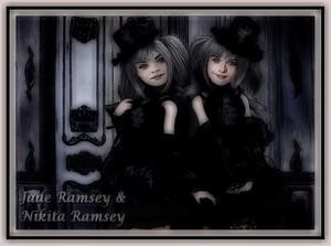 Nikita Ramsey & Jade Ramsey