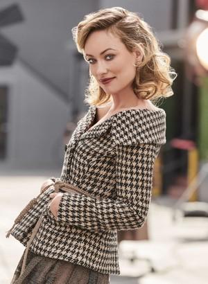 Olivia Wilde ~ InStyle ~ February 2020