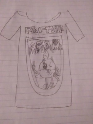 PAC-TAILS Shirt