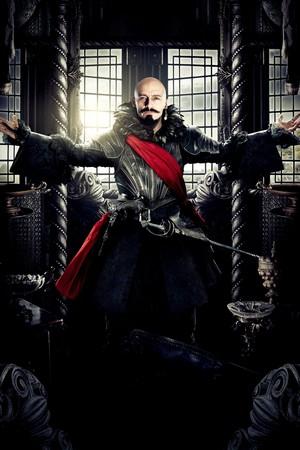 Pan (2015) Character Poster - Hugh Jackman as Blackbeard