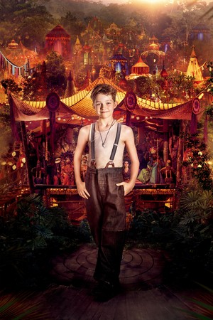 Pan (2015) Character Poster - Levi Miller as Peter Pan