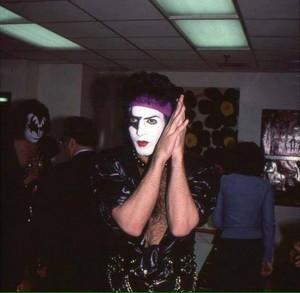 Paul ~Cerebral Palsy HQ in New York...January 5, 1982