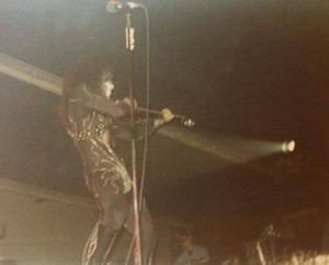 Paul ~Fayetteville, North Carolina...December 27, 1976 (Rock and Roll Over Tour)