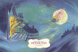 Peter Pan (1953) Poster