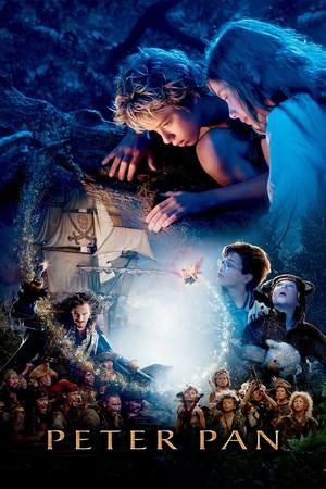 Peter Pan (2003) Poster