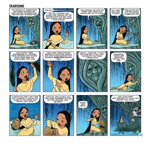 Pocahontas - Traditions