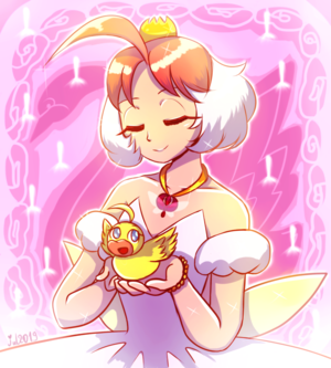 Princess Tutu and Ahiru