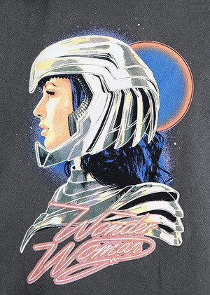Promo art for Wonder Woman 1984