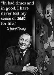 Quote From Walt Disney