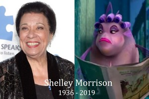 R.I.P. Shelley Morrison