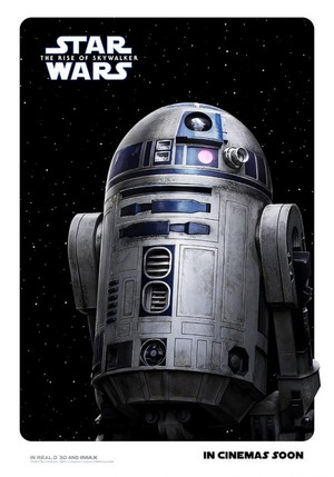TROS character posters (R2-D2)