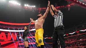 Raw 10/14/19 ~ Andrade vs Ali